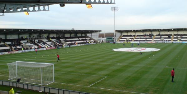 St Mirren Park The Stadium Guide