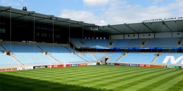 Swedbank Stadio... World Cup 2018 Russia