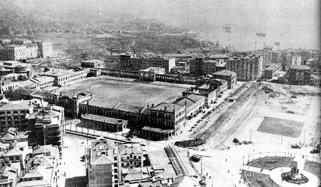 Taksim Stadium