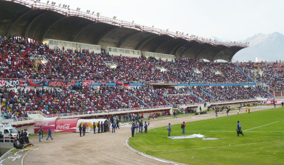 Estadio de la UNSA