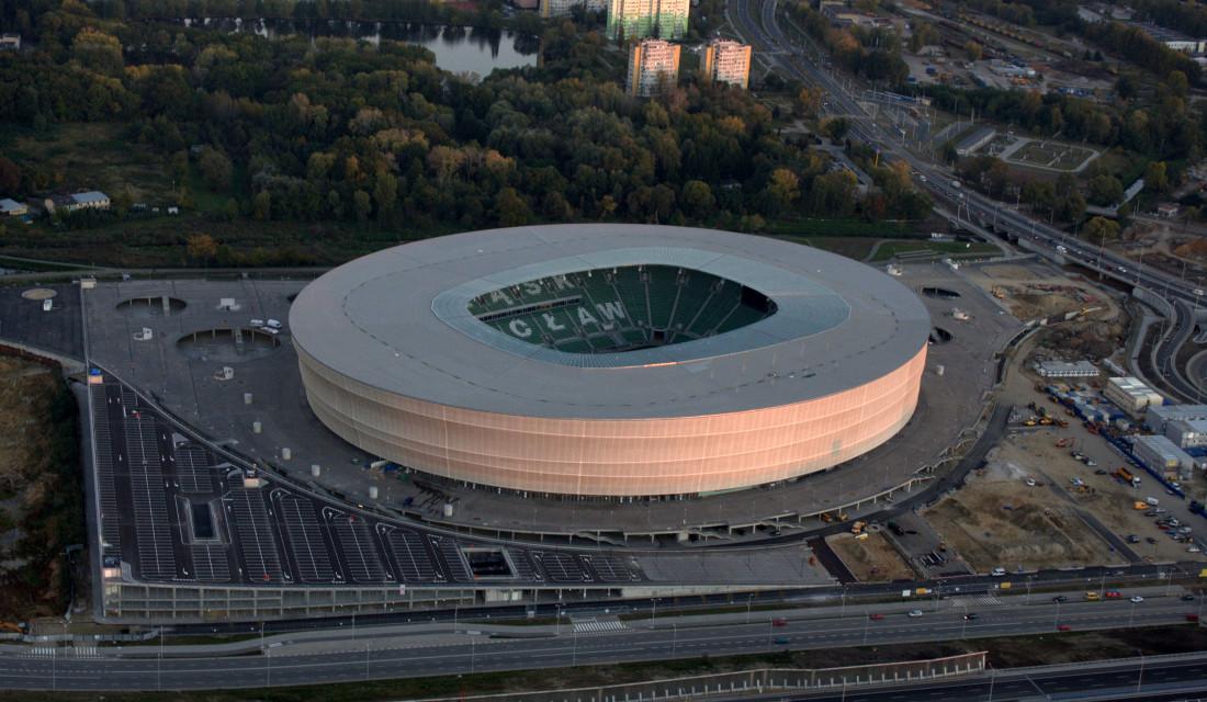 Stadion Miejski w Wroclawiu