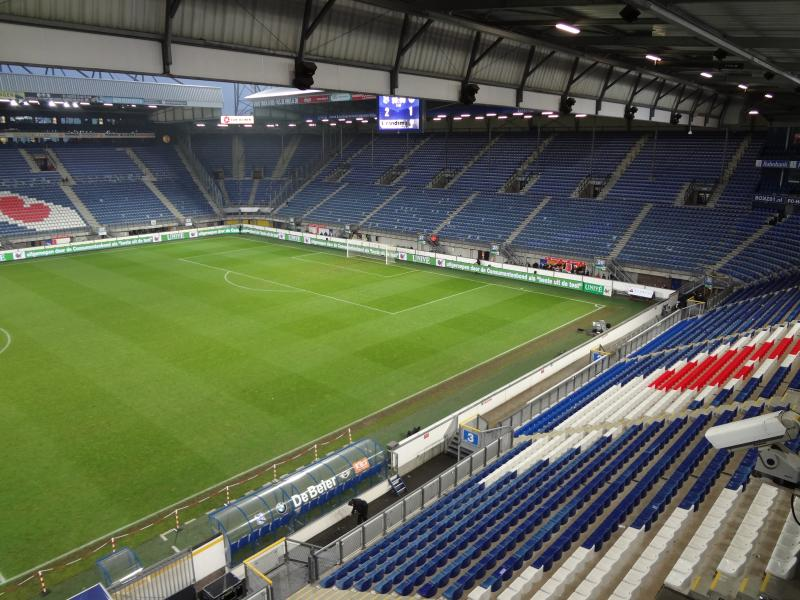 Abe Lenstra Stadion Heerenveen The Stadium Guide