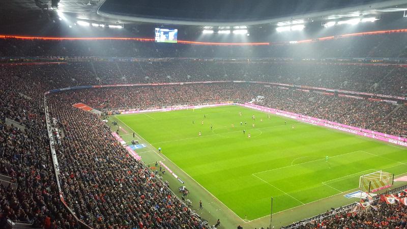 Allianz Arena Bayern Munich The Stadium Guide