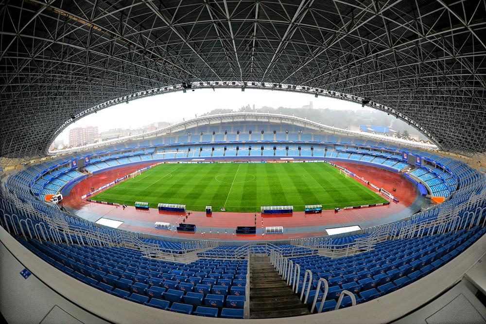 Image result for estadio municipal de anoeta