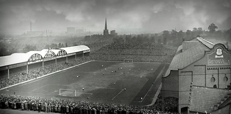 Villa Park The Stadium Guide