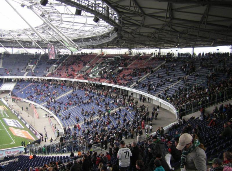 Hdi Arena Hanover The Stadium Guide