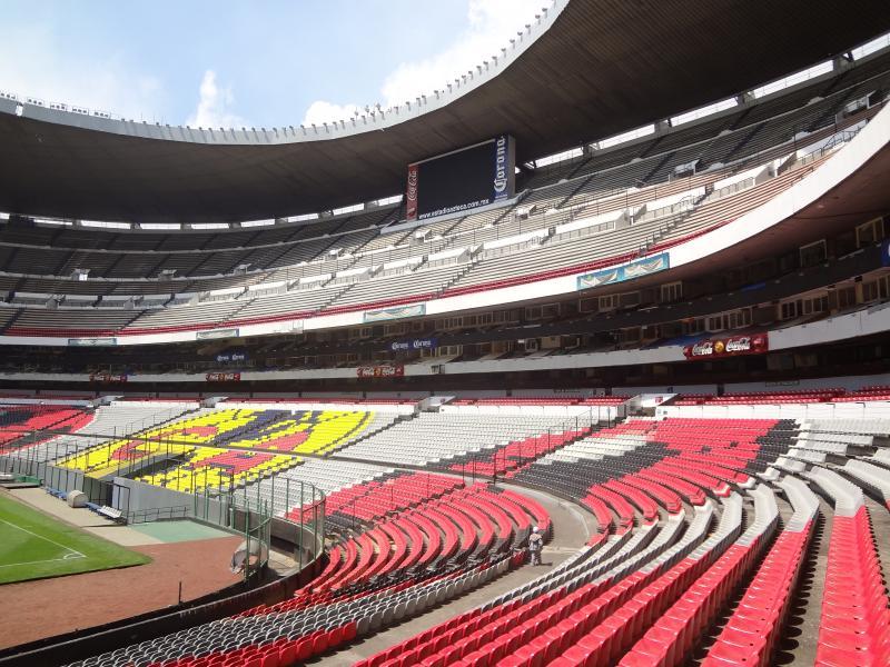 11002eb8 Estadio Azteca - Mexico City - The Stadium Guide