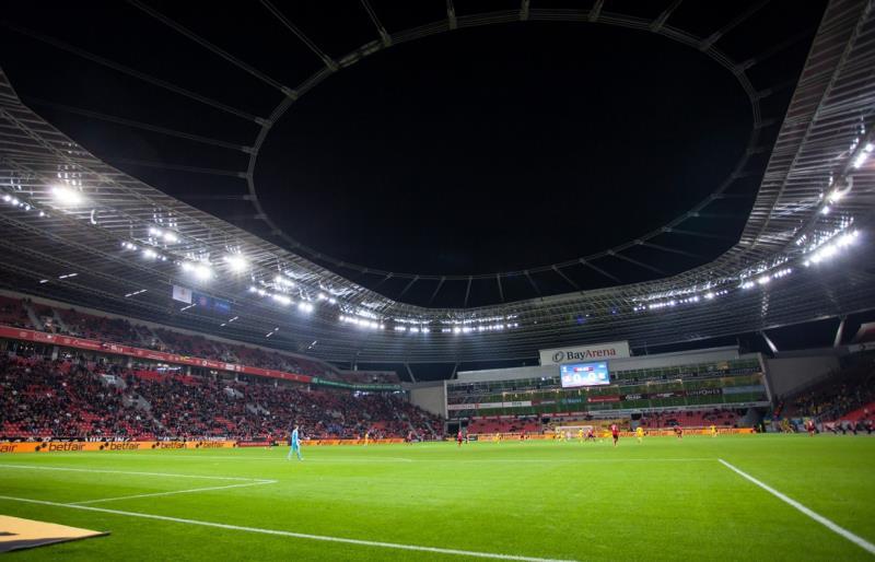 BayArena - Leverkusen - The Stadium Guide 772fecb61e035