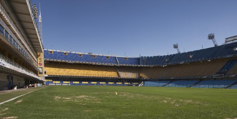 La Bombonera - Boca Juniors - Buenos Aires - The Stadium Guide