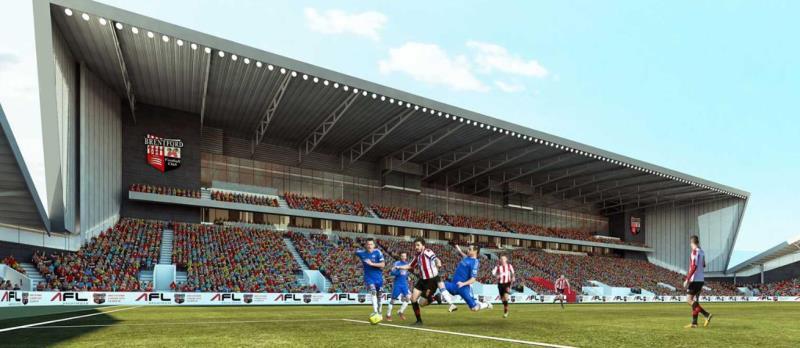 Brentford Community Stadium The Stadium Guide