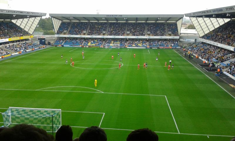 Image result for the den stadium