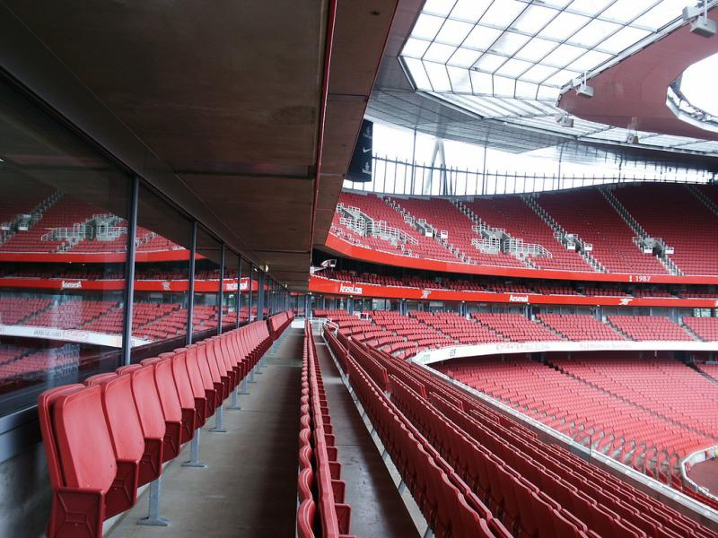 Emirates Stadium Arsenal London The Stadium Guide