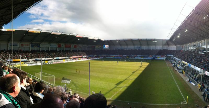 Benteler Arena The Stadium Guide