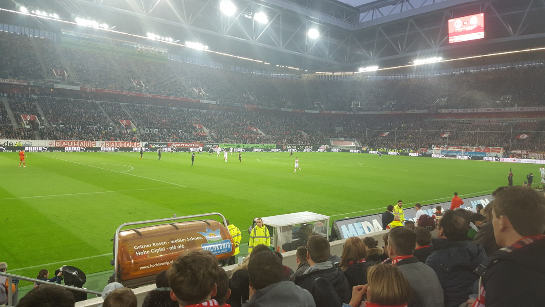 Esprit Arena Dusseldorf The Stadium Guide