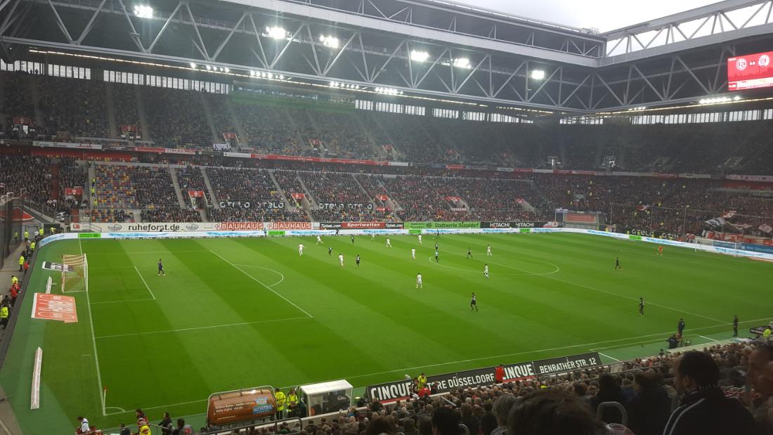 DГјГџeldorf Stadion