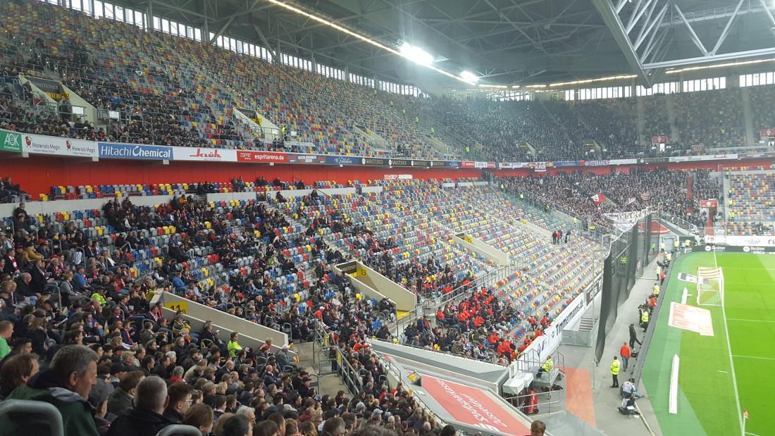 DГјГџeldorf Arena