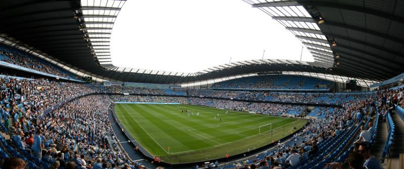 City Of Manchester Stadium: The Stadium Guide
