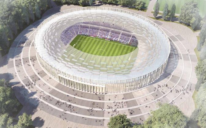 Fc Krasnodar Stadium Krasnodar The Stadium Guide