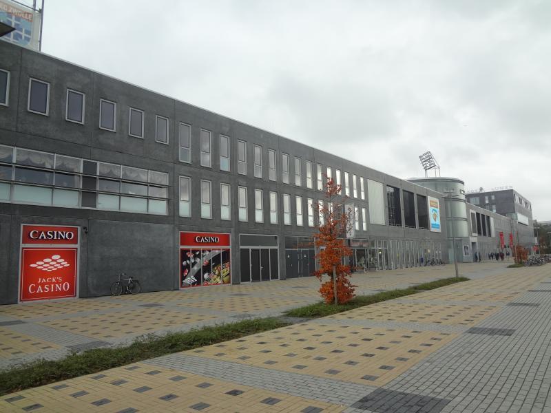 Mac3park Stadion Ijsseldelta Stadion Zwolle The Stadium Guide