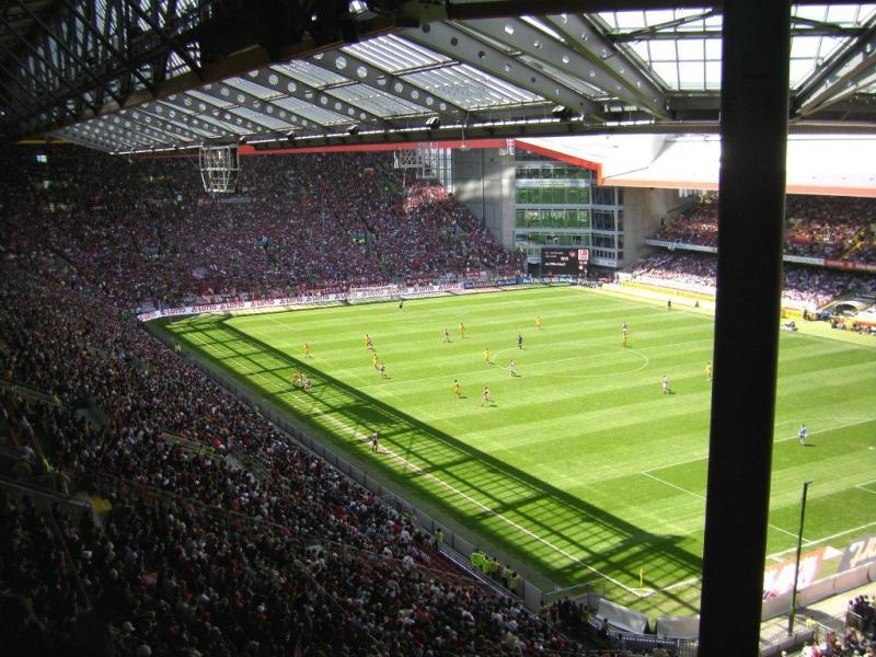 Fritz Walter Stadion Kaiserslautern The Stadium Guide