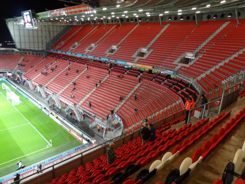 Grolsch Veste Fc Twente Enschede The Stadium Guide