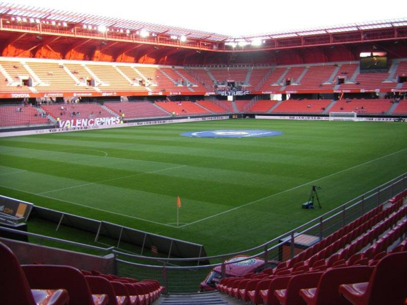 Stade Du Hainaut The Stadium Guide