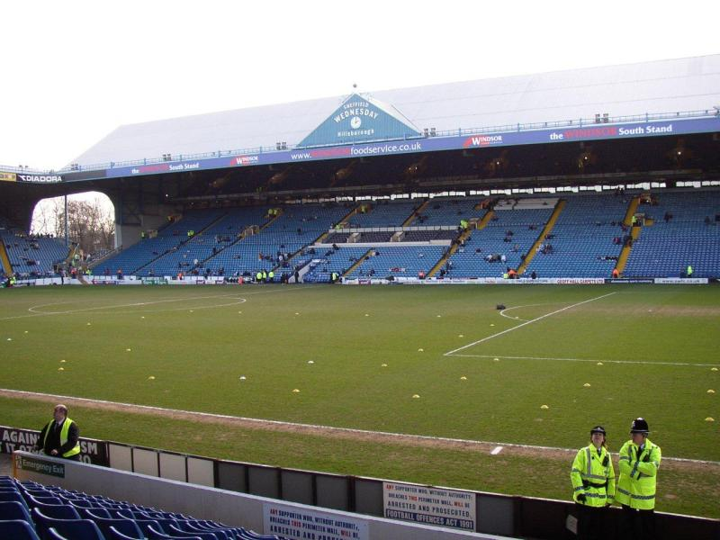 Hillsborough Stadium Sheffield The Stadium Guide