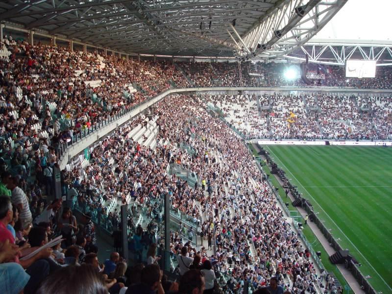 Allianz Stadium Juventus Stadium Turin The Stadium Guide
