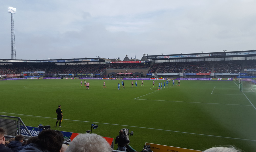 Het Kasteel Sparta Rotterdam The Stadium Guide