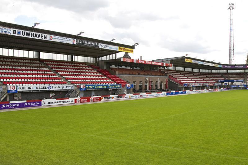 Image result for sparta stadion het kasteel