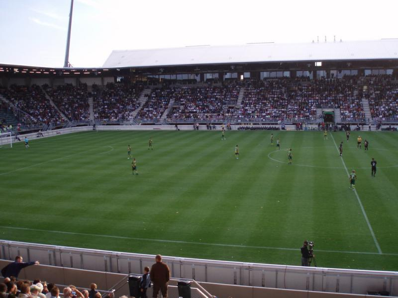 Permalink to Cars Jeans Stadion