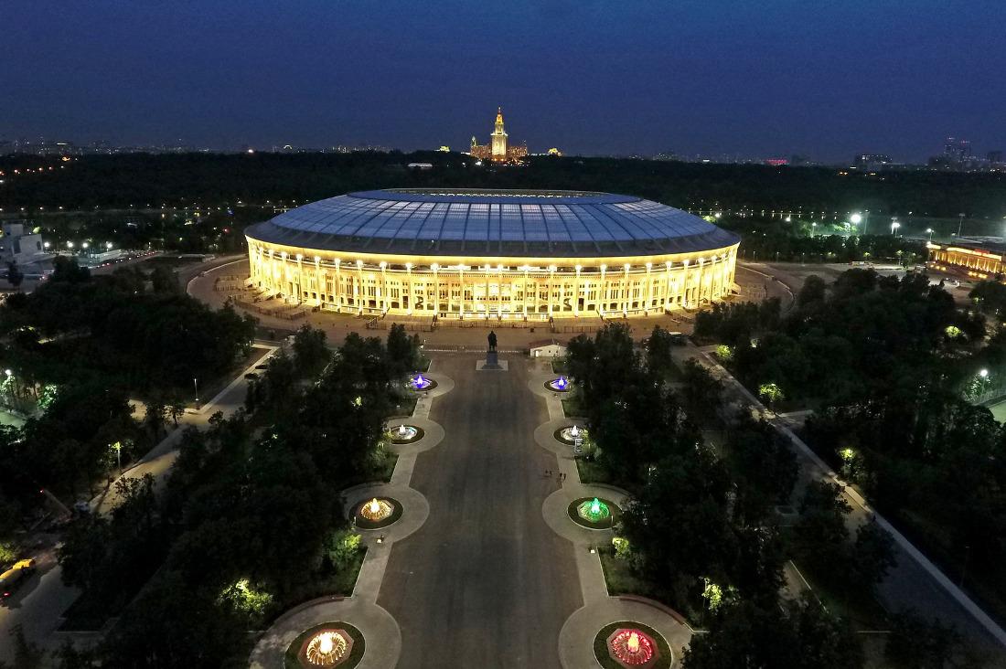 Image result for luzhniki stadium