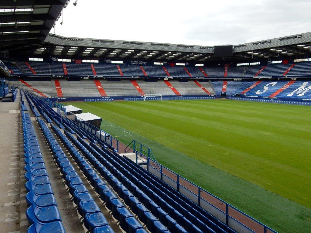 Stade Michel D Ornano Caen The Stadium Guide