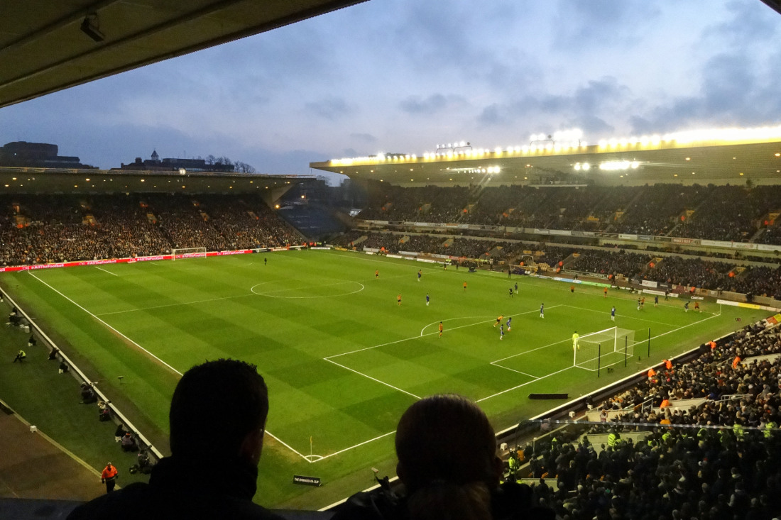 Image result for molineux stadium