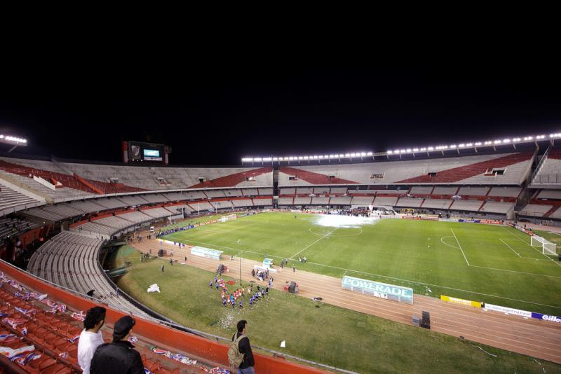 El Monumental River Plate Buenos Aires The Stadium Guide