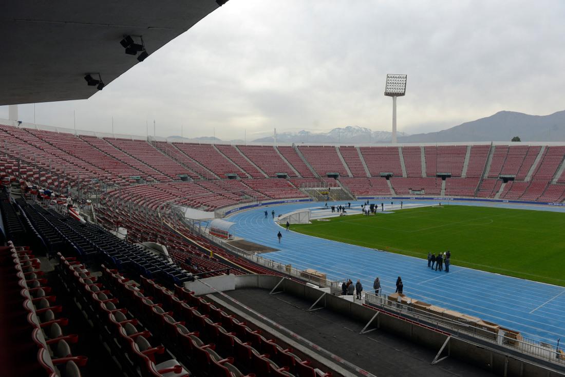 Nacional: Estadio Nacional De Chile