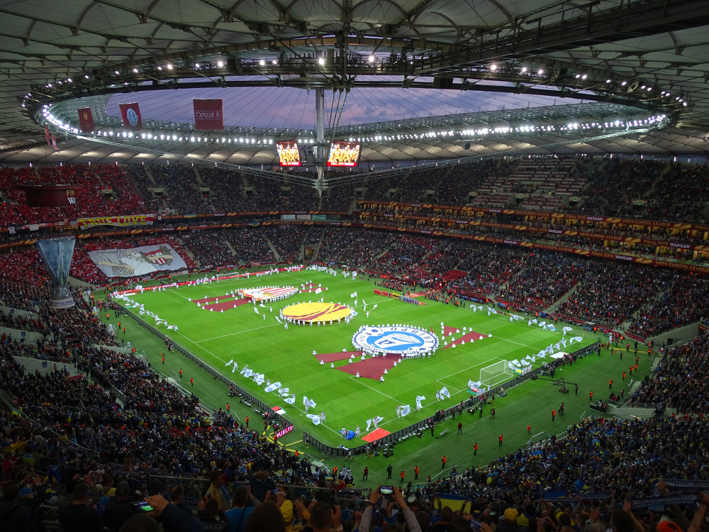 Pge Narodowy Warsaw National Stadium The Stadium Guide