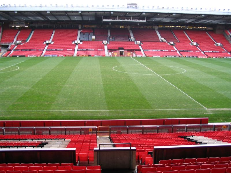 5974cfb7d Old Trafford - Manchester United - Manchester - The Stadium Guide