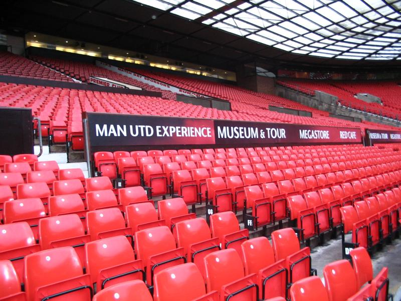 Old Trafford Manchester United Manchester The Stadium Guide