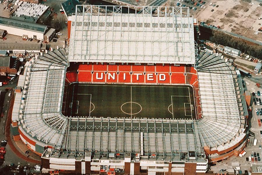 Image result for Old Trafford