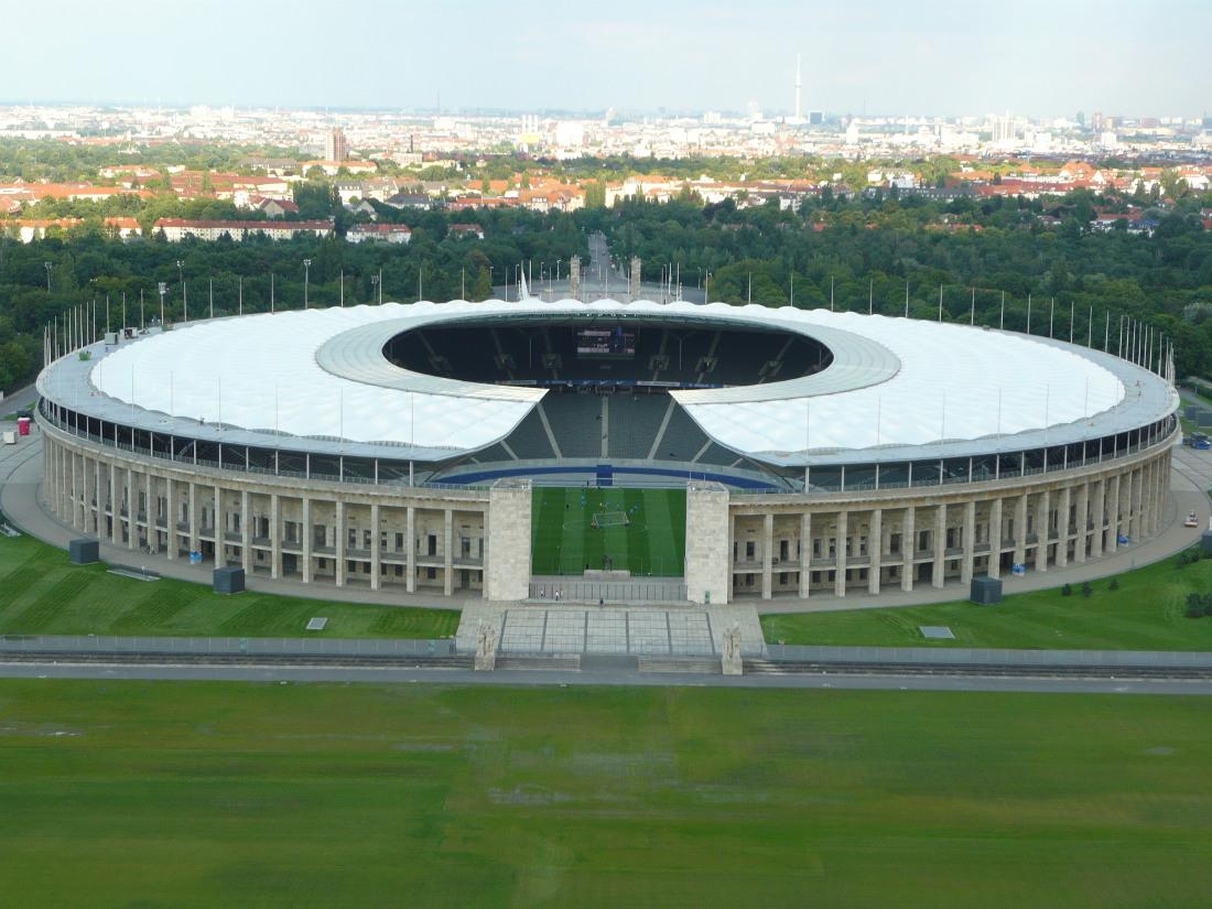 f6b09ab878d5 Olympiastadion - Hertha BSC - Berlin - The Stadium Guide