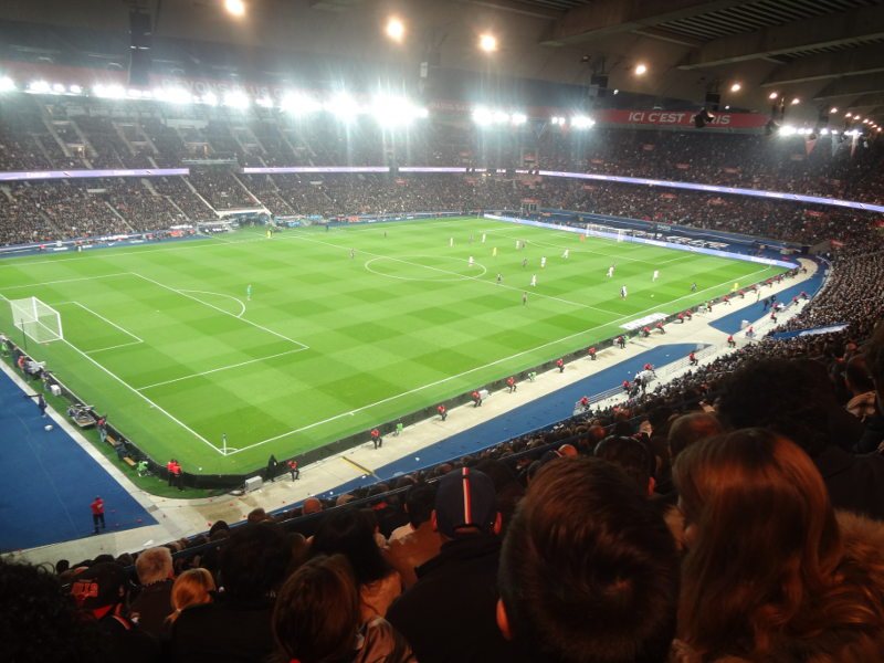 Parc Des Princes Paris The Stadium Guide