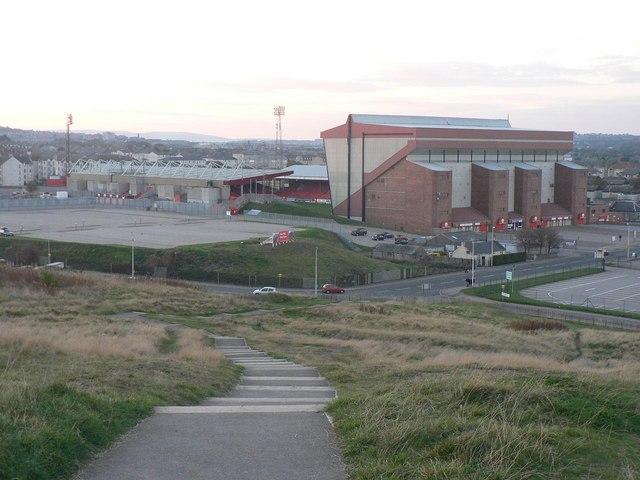 Pittodrie Stadium The Stadium Guide
