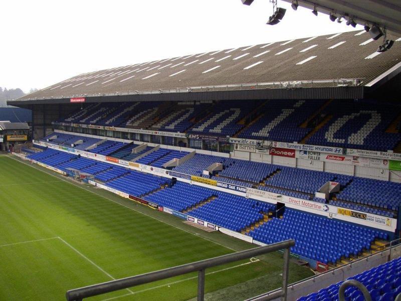 Portman Road The Stadium Guide