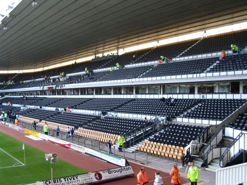 Pride Park Stadium Derby The Stadium Guide