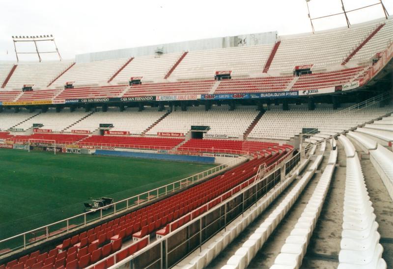 Estadio Ramon Sanchez Pizjuan Sevilla The Stadium Guide