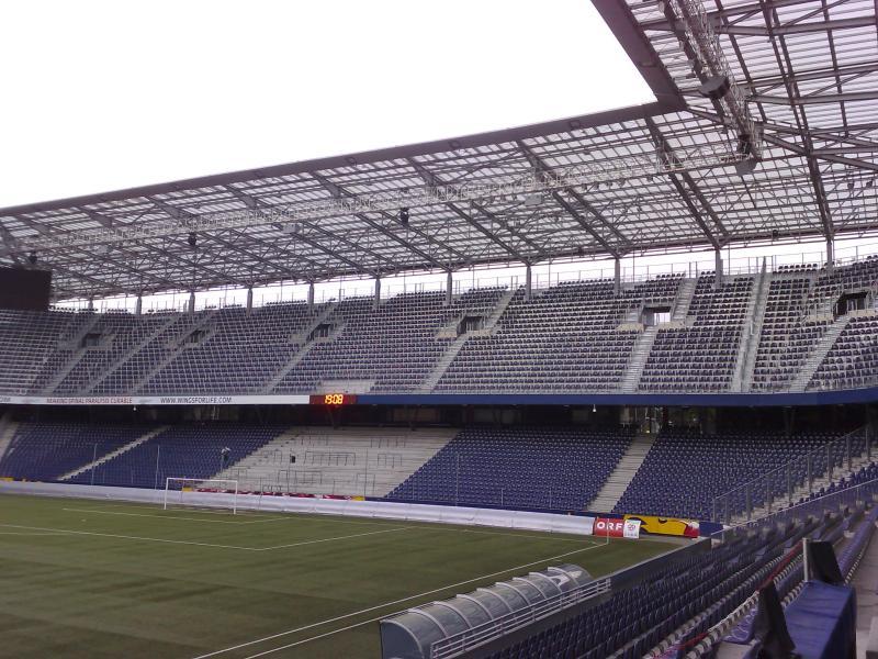 Red Bull Arena Salzburg The Stadium Guide