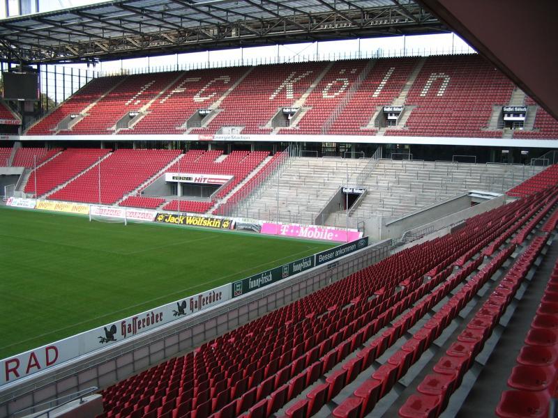 Rheinenergiestadion 1 Fc Koln Cologne The Stadium Guide