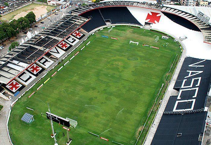 São Januário - The Stadium Guide 0b752141df984