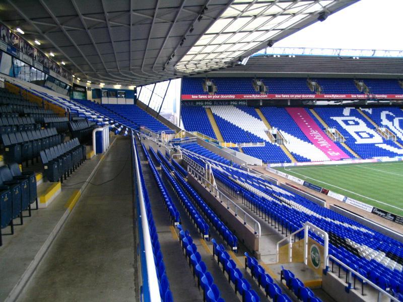 St Andrew's Stadium - The Stadium Guide